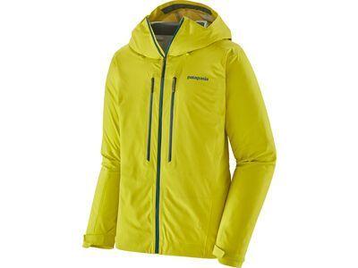 Patagonia Men's Stormstride Jacket, chartreuse - Skijacke