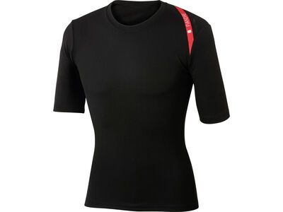 Sportful Fiandre Thermo Layer SS, black - Unterhemd