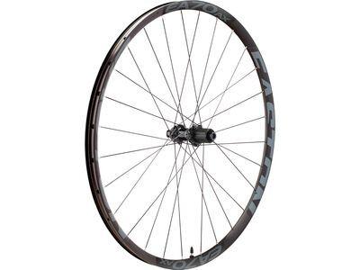 Easton EA70 AX Disc Wheel - 700C / QR/12x142 mm / Shimano brushed black anodize/vinyl decals