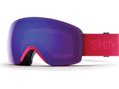 Smith Skyline B4BC, Lens: cp everyday violet mir - Skibrille
