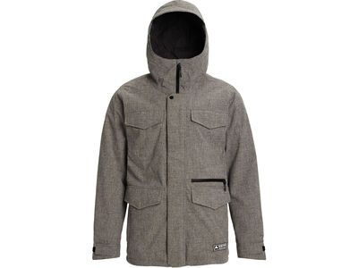 Burton Covert Jacket Slim, bog heather - Snowboardjacke