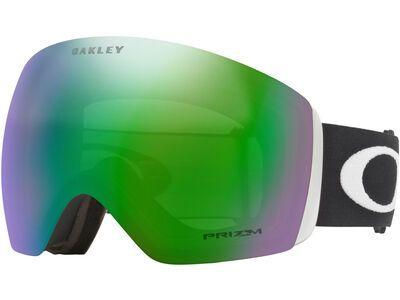 Oakley Flight Deck XL Prizm, matte black/Lens: jade iridium - Skibrille