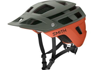 Smith Forefront 2 MIPS matte sage / red rock