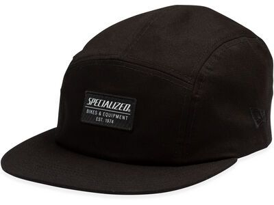 Specialized New Era 5 Panel Hat black