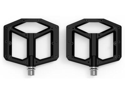 Cube Acid Pedale Flat C1-IB, black