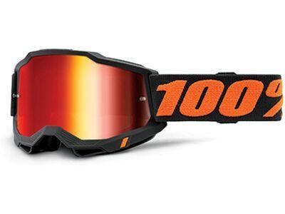 100% Accuri, chicago/Lens: red mirror - MX Brille
