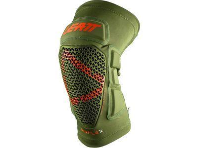 Leatt Knee Guard AirFlex Pro forest