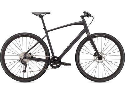 Specialized Sirrus X 3.0 2021, cast black/black - Fitnessbike