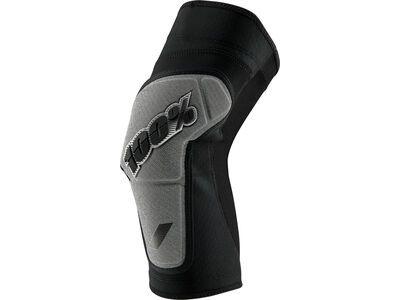 100% Ridecamp Knee Pad black/grey