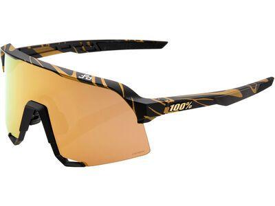 100% S3 Peter Sagan LE - HiPER Gold Mirror metallic gold flake