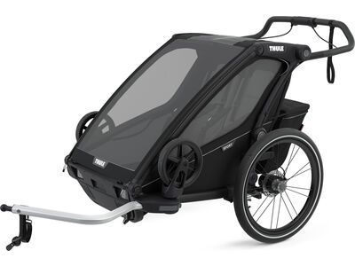 Thule Chariot Sport 2 black on black 2021