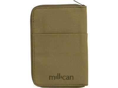 Millican Powell the Travel Wallet Small, moss - Geldbörse