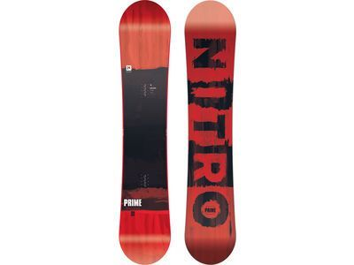 Nitro Prime Screen Wide 2020 - Snowboard