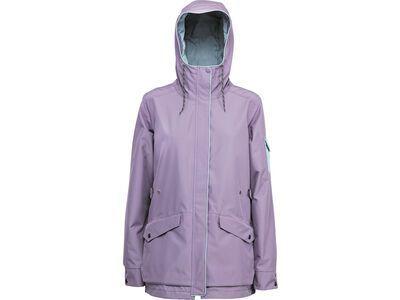 Nitro Wmns Mtn Jacket, dusty purple/glacier - Snowboardjacke