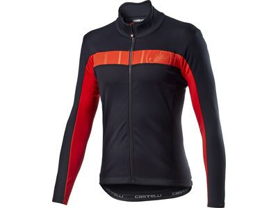 Castelli Mortirolo VI Jacket light black