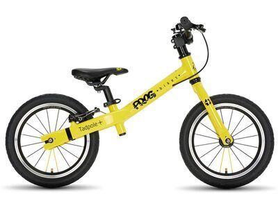 Frog Bikes Tadpole Plus Tour de France 2021, yellow - Kinderfahrrad