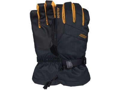 POW Gloves Warner Gore-Tex Long Glove, tobacco - Snowboardhandschuhe