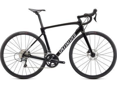 Specialized Roubaix 2021, tarmac black/abalone - Rennrad