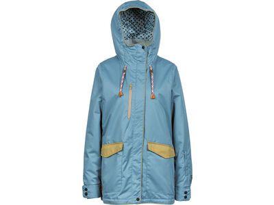 Nitro Aaran Jacket, cascade/chino - Snowboardjacke