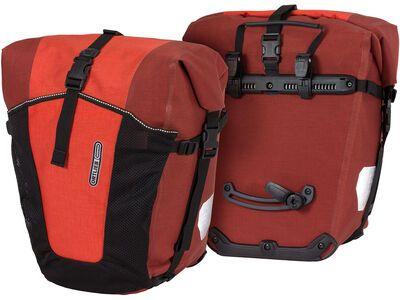 Ortlieb Back-Roller Pro Plus (Paar), signalrot - Fahrradtasche