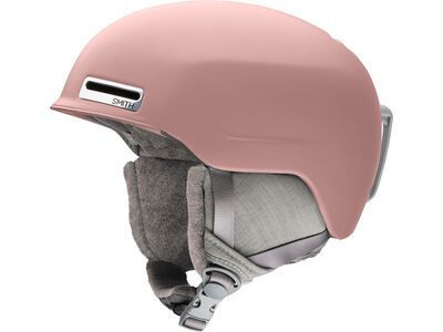Smith Allure, matte rock salt - Snowboardhelm