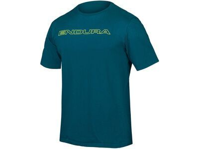 Endura One Clan Carbon T, kingfisher - T-Shirt