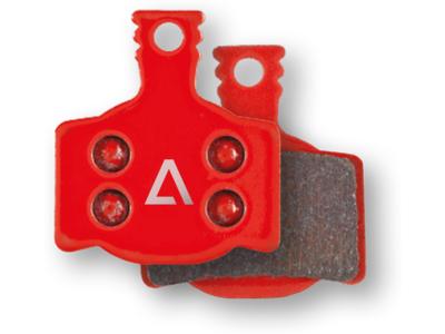 Cube Acid Scheibenbremsbelag Magura MT-2-4-6-8 - gesintert red