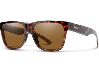 Smith Lowdown 2, tortoise/Lens: polarized brown - Sonnenbrille