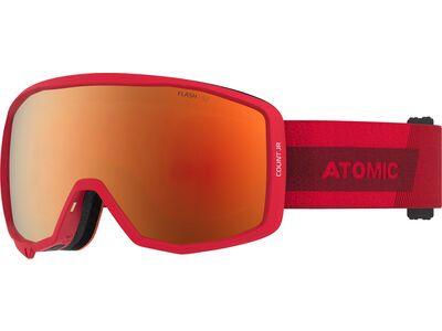 Atomic Count JR Spherical - Red Flash red