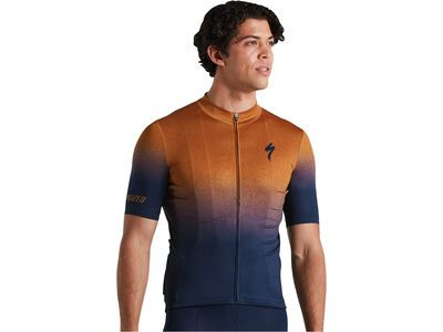 Specialized RBX Comp Shortsleeve Jersey navy/tobacco