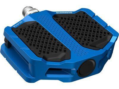 Shimano PD-EF205, blau - Pedale