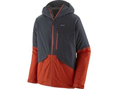 Patagonia Men's Insulated Snowshot Jacket, smolder blue - Skijacke