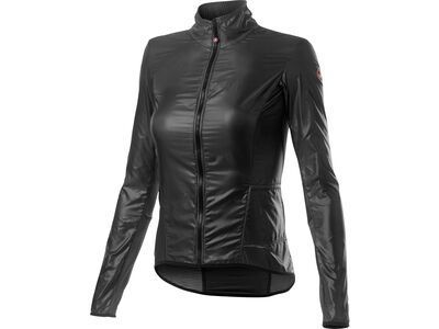 Castelli Aria Shell W Jacket dark gray