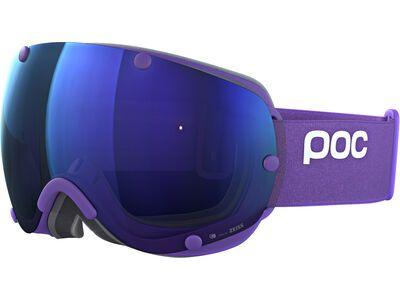 POC Lobes, ametist purple/ Lens: spektris blue - Skibrille