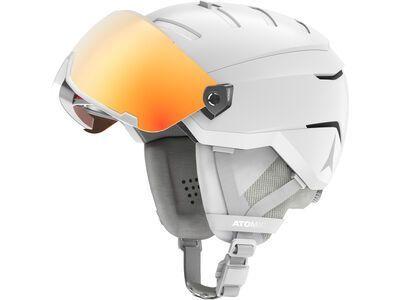 Atomic Savor GT AMID Visor HD, white - Skihelm