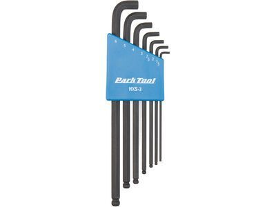 Park Tool HXS-3 Stubby Hex Wrench Set