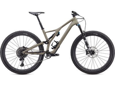 Specialized Stumpjumper Expert Carbon 29 2020, taupe/sunset - Mountainbike