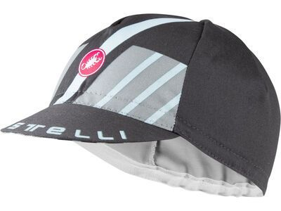 Castelli Hors Categorie Cap dark gray/vortex gray/winter sky