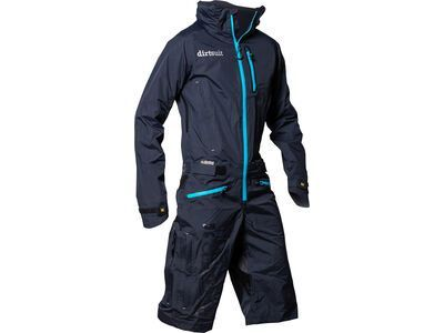 dirtlej DirtSuit Pro Edition, dark blue - Rad Einteiler