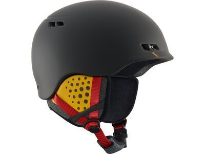 *** 2. Wahl *** Anon Rodan, rip city black - Snowboardhelm | Größe S // 52-55 cm
