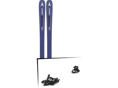 Set: Atomic Vantage 86 C W 2019 + Marker Alpinist 9 black/titanium