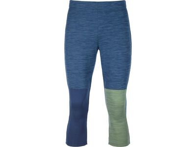 Ortovox Merino Fleece Light Short Pants M night blue blend
