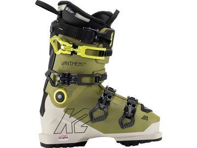 K2 SKI Anthem 110 MV GripWalk 2021, green-khaki - Skiboots