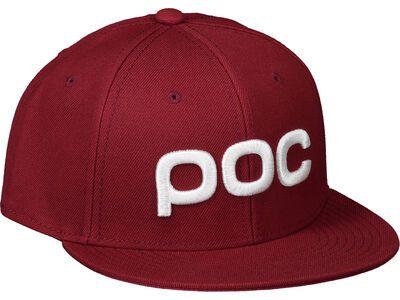 POC Corp Cap propylene red