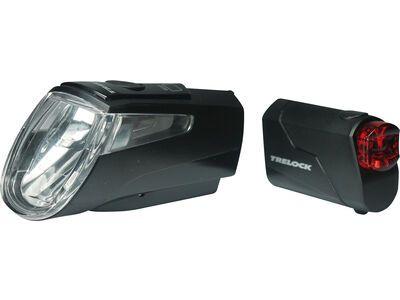 Trelock LS 460 I-Go Power / LS 720 - Beleuchtungsset, black