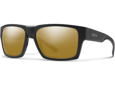 Smith Outlier XL 2 Chromapop Polarized Bronze Mirror matte black