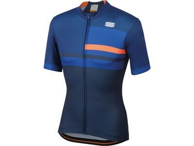 Sportful Team 2.0 Drift Jersey, twilight/cosmic blue - Radtrikot