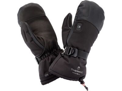 Therm-ic PowerGloves Mittens V2, black - Heizhandschuhe