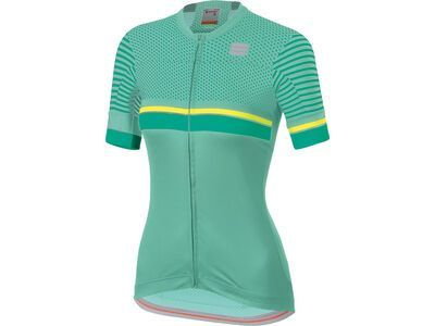 Sportful Diva 2 Jersey, miami green/bora green - Radtrikot