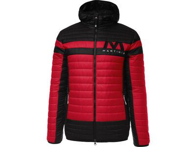 Martini Next Mission, ruby/black - Thermojacke